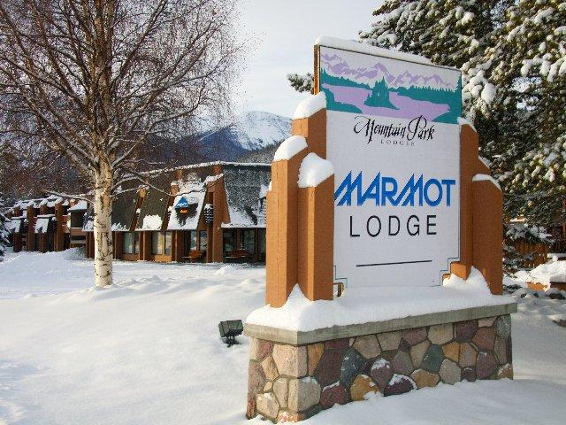 Jasper - Marmot Lodge *** -aanzicht