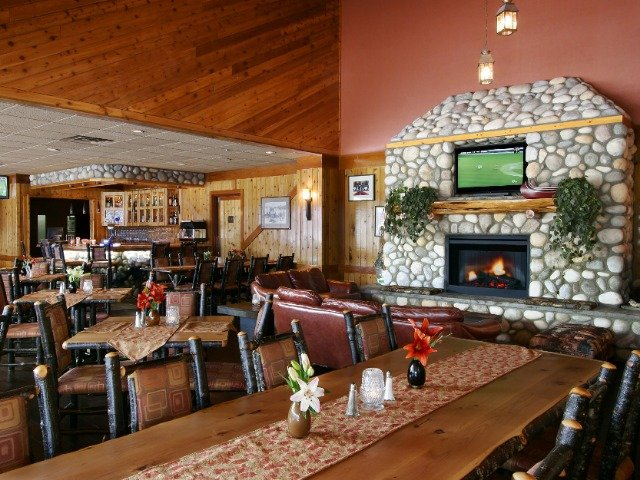Jasper - Hotel Sawridge Inn & Conference Centre **** - lounge