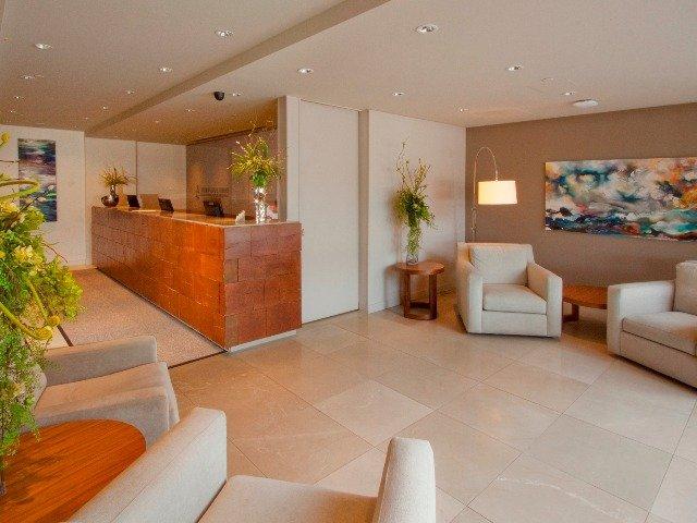 Jasper - Hotel Sawridge Inn & Conference Centre **** - receptie