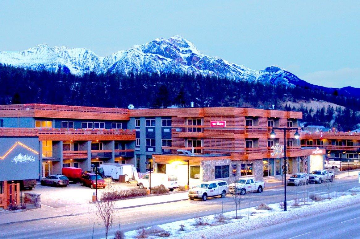 Wintersport Jasper The Crimson + 9 dagen