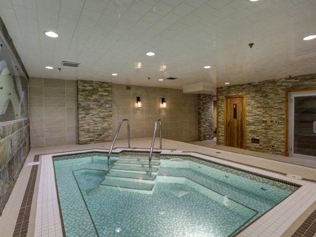 Banff - Hotel Banff Inn *** - zwembad
