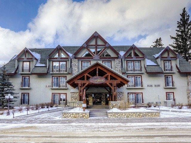 Banff - Hotel Banff Inn *** - aanzicht