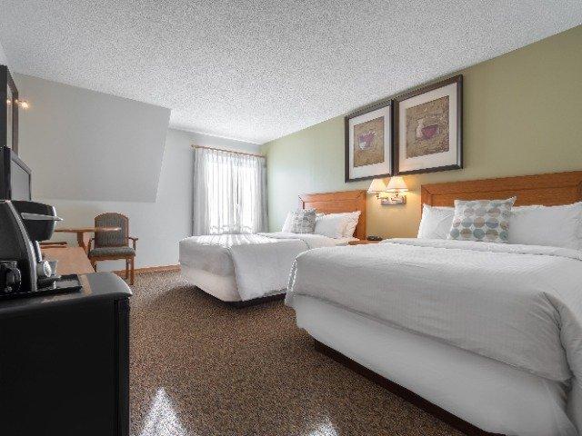 Banff - Hotel Banff Inn *** - 2/4-persoonskamer