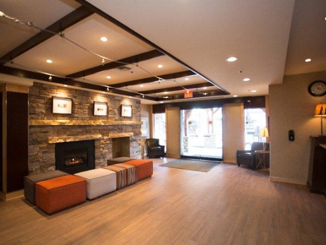 Banff - Hotel Banff Inn *** - lobby