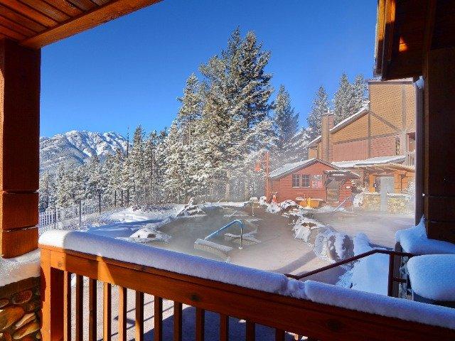 Banff - Hotel Hidden Ridge Resort **** - aanzicht