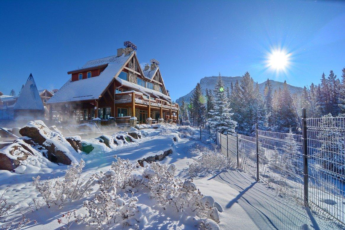 Wintersport Banff Hidden Ridge Resort ***