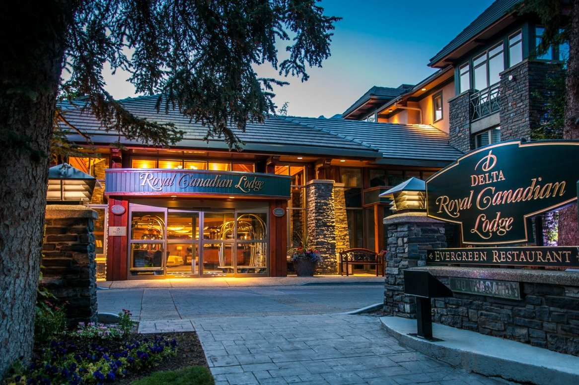 Wintersport Banff Delta Banff Royal Canadian Lodge ****