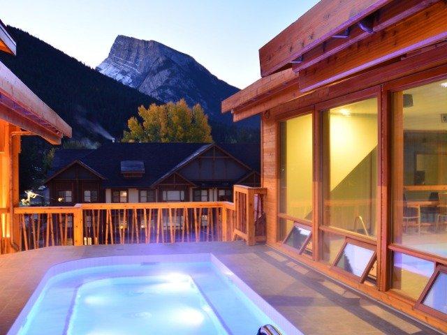 Banff - Moose Hotel & Suites **** - zwembad