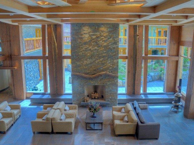 Banff - Moose Hotel & Suites **** - lobby