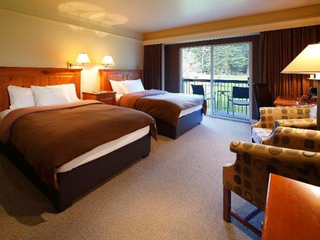 Lake Louise - Hotel Deer Lodge *** - 2/4-persoonskamer