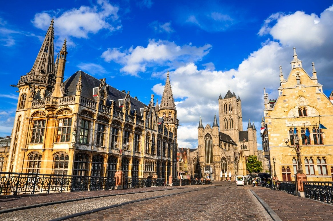 Cruise Antwerpen, Gent Zeeland met de MS Carmen