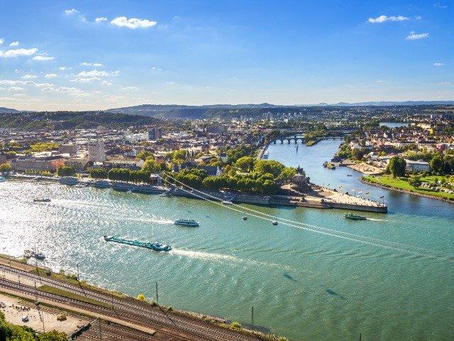 Koblenz-Deutsche Eck