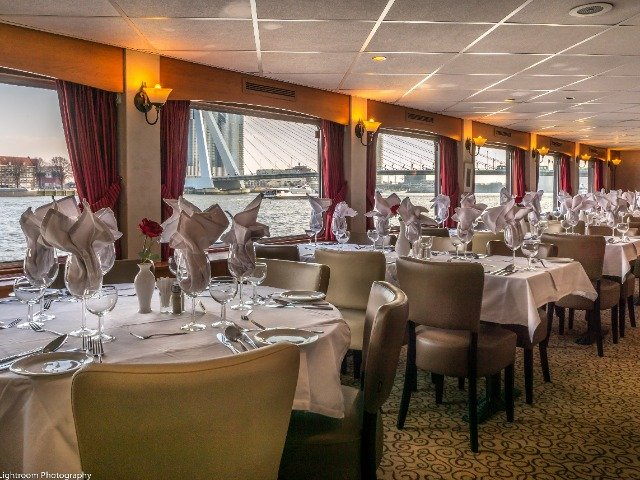 Schip MS Princess *** - restaurant