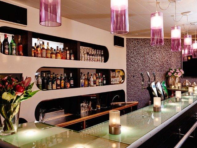 Funen - Hotel Faaborg Fjord **** - bar