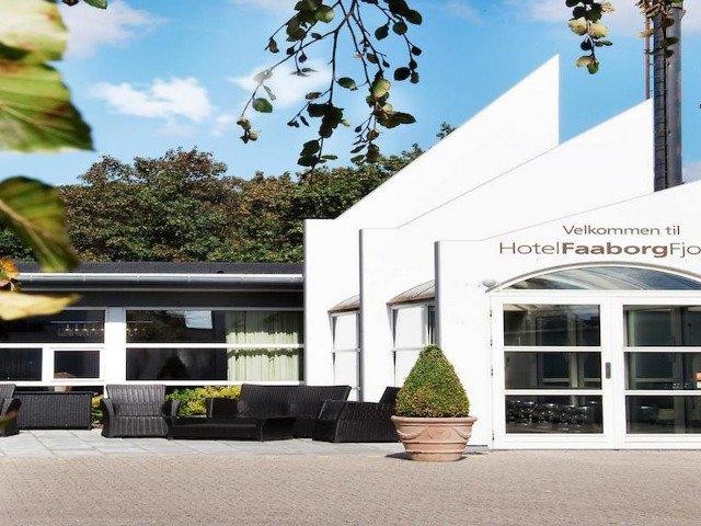 Funen - Hotel Faaborg Fjord **** - aanzicht