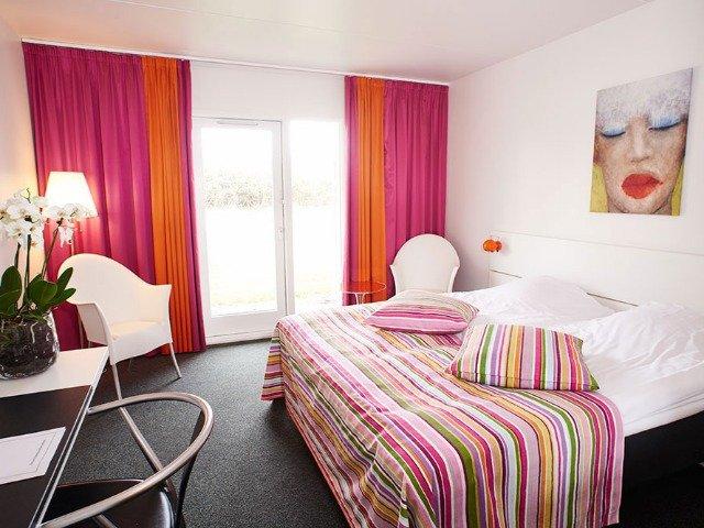 Funen - Hotel Faaborg Fjord **** - 2-persoonskamer
