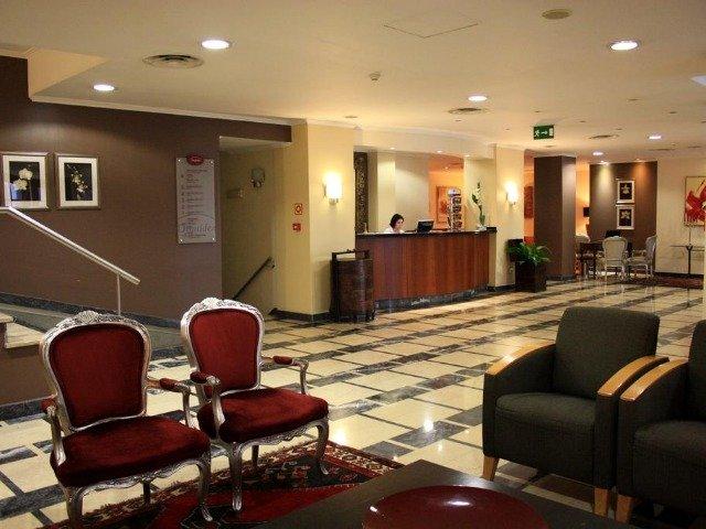 Funchal - Hotel Orquidea *** - receptie