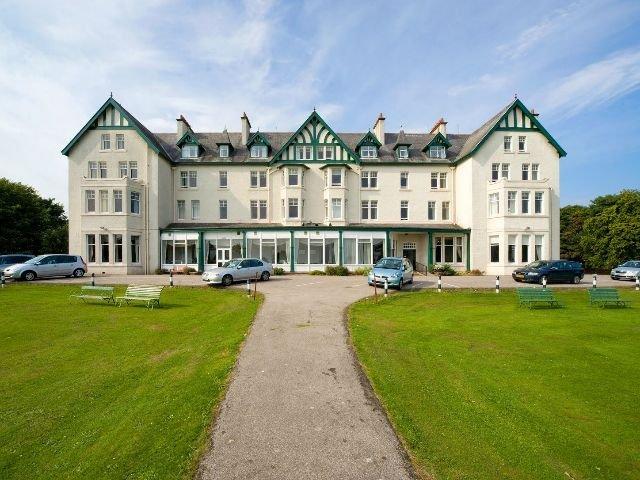 Dornoch - Dornoch Hotel *** - aanzicht