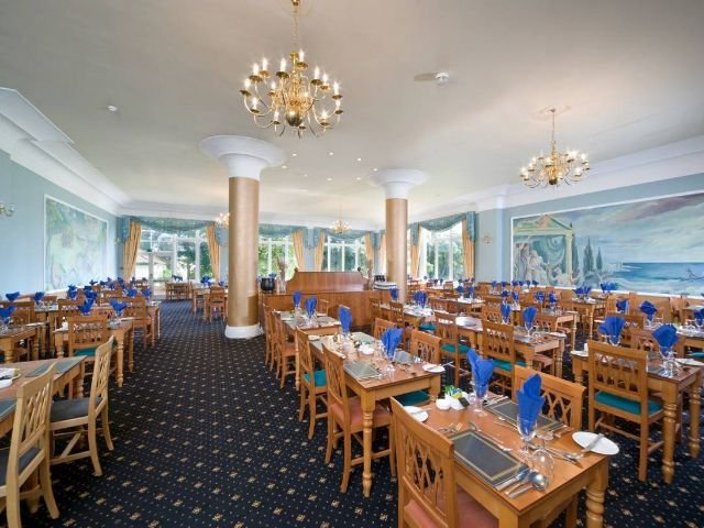 Dornoch - Dornoch Hotel *** - restaurant