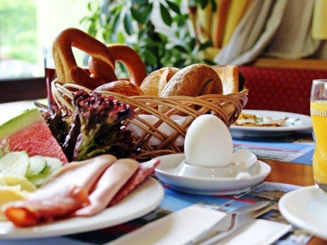 Berlijn - Hotel Amber Econtel Berlin Charlottenburg *** - ontbijt
