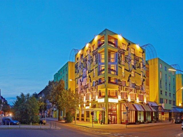 Berlijn - Hotel Amber Econtel Berlin Charlottenburg *** - aanzicht