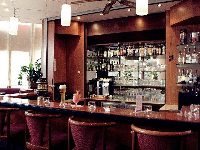 Berlijn - Hotel Amber Econtel Berlin Charlottenburg *** - bar