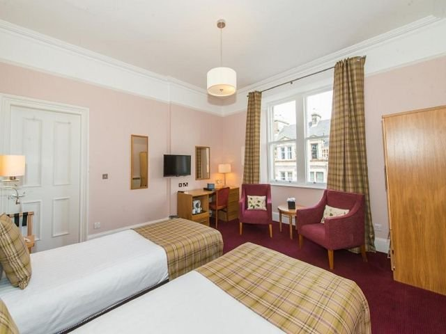 Pitlochry - Fisher's Hotel Pitlochry *** - 2-persoonskamer