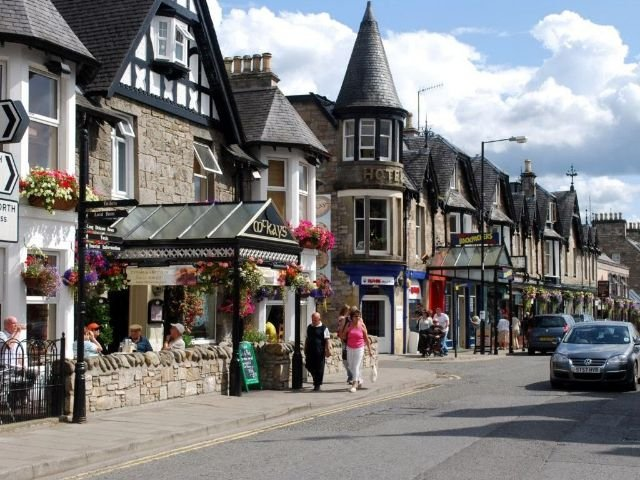 Fisher's Hotel Pitlochry ***