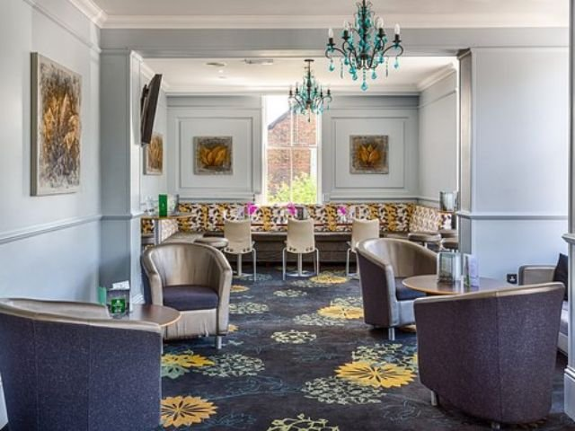 Sittingbourne - Hotel Holiday Inn Sittingbourne **** - lounge