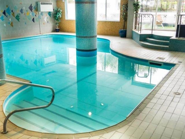 Bournemouth - Hotel Suncliff *** - zwembad