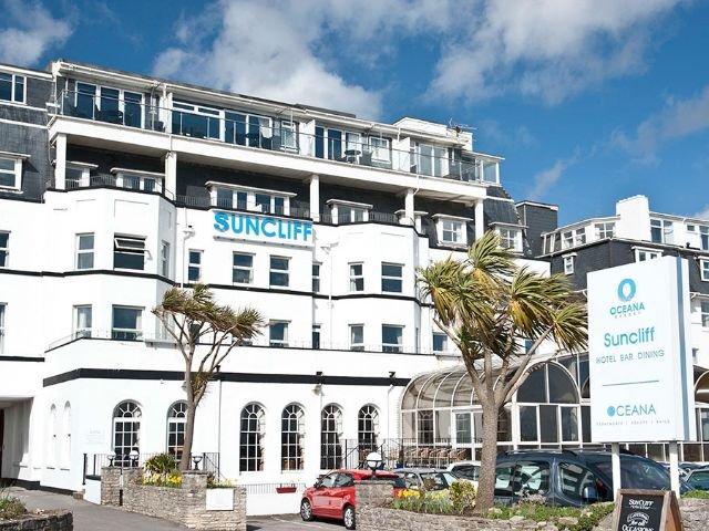Bournemouth - Hotel Suncliff *** - aanzicht