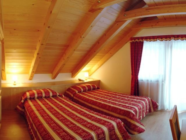 Camporosso - Hotel Spartiaque *** - voorbeeldkamer