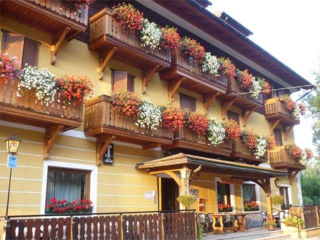 Camporosso - Hotel Spartiaque *** - aanzicht
