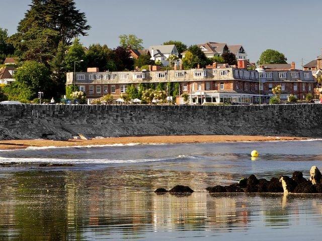 Torquay - Livermead House Hotel *** - aanzicht