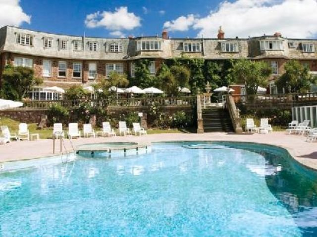 Torquay - Livermead House Hotel *** - zwembad