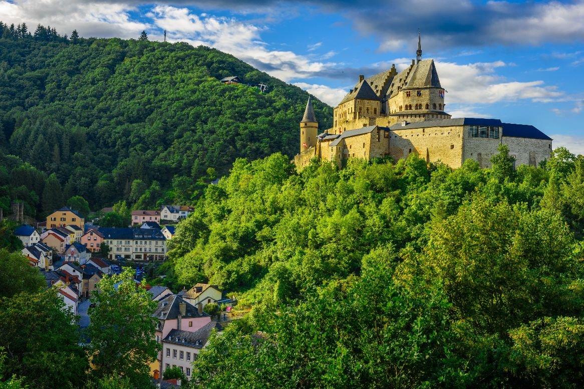 Busreis Drielandenreis België, Luxemburg, Duitsland
