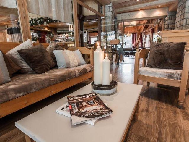 Morzine - Hotel Le Crêt *** - lounge
