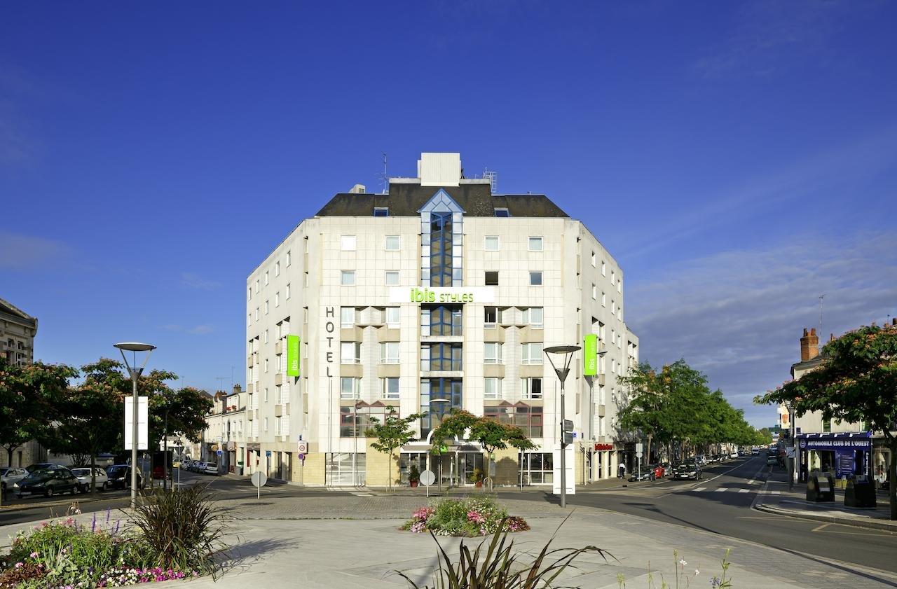 Hotel IBIS Styles Tours Centre ***