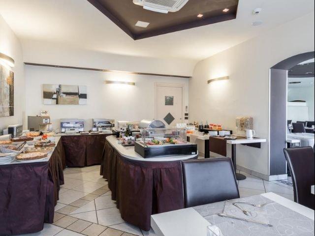 Montecatini Terme - Hotel Montebello *** - restaurant