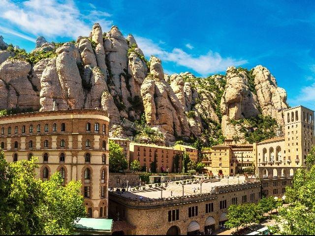 Spanje - Costa Brava - Klooster van Montserrat