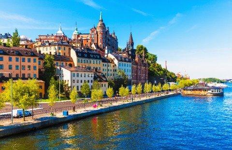Zweden - Stockholm - oude stad