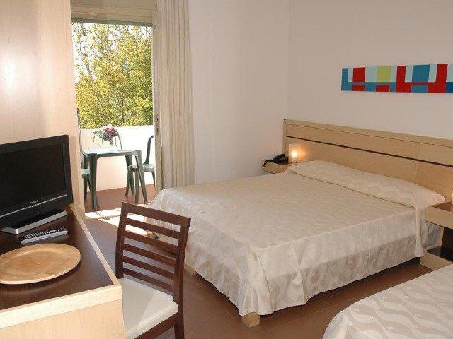 Lignano Sabbiadoro - Hotel La Pergola Dependance *** - 2-persoonskamer