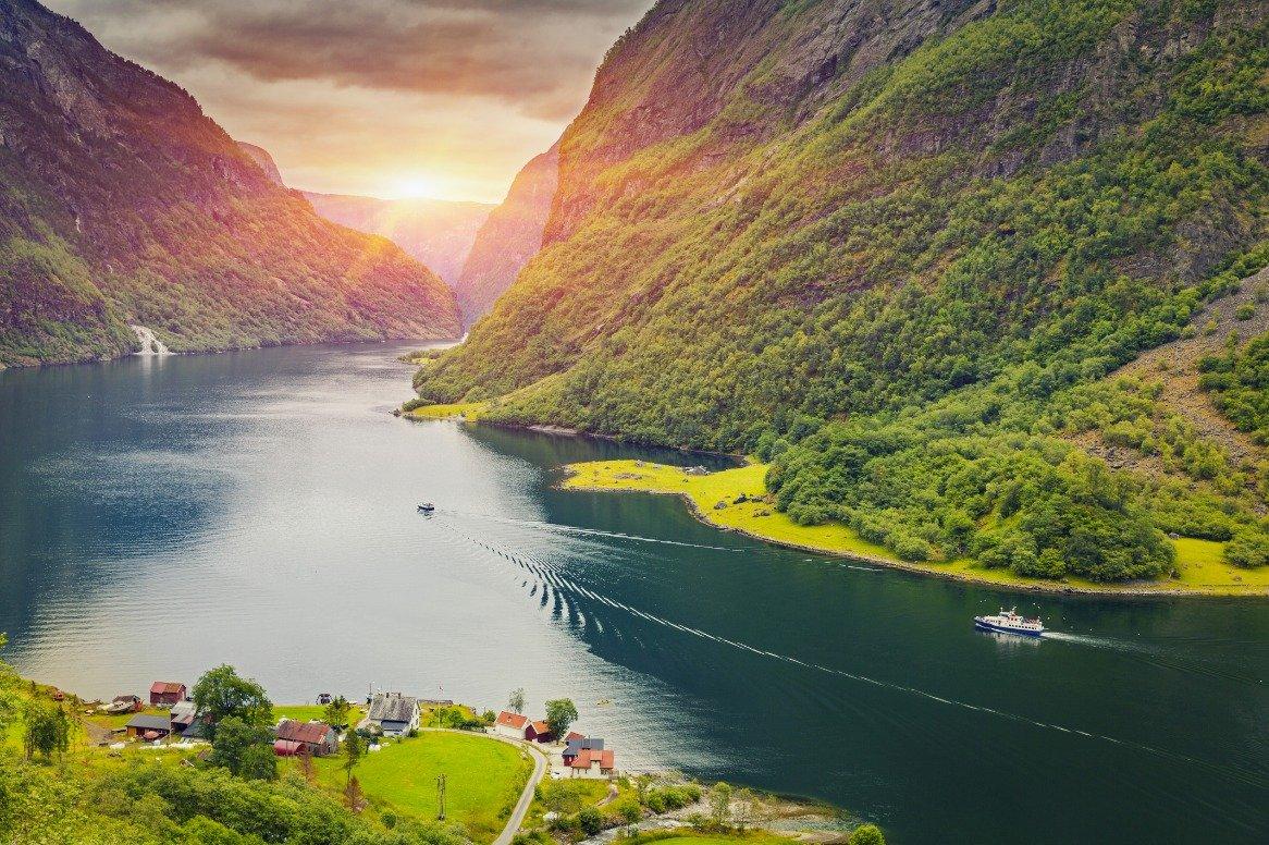 Vlieg busreis Noorwegen Fagernes 8 dagen