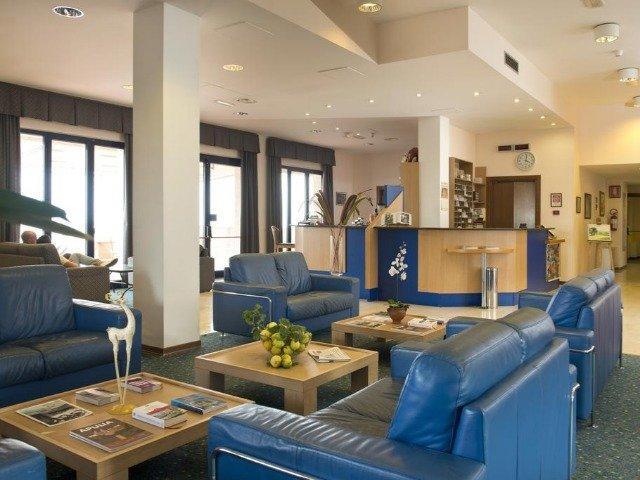 Fasano - Park Hotel Sant'Elia *** - receptie