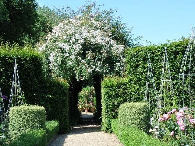 Engeland  - East Anglia - East Ruston Old Vicarage