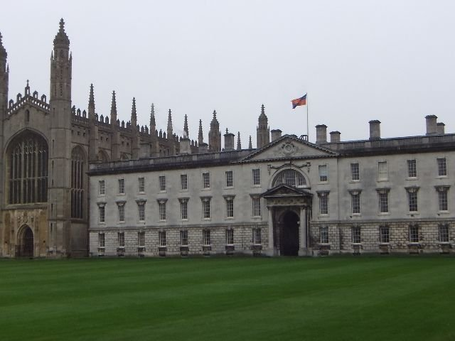 Engeland - Cambridge - Kings College