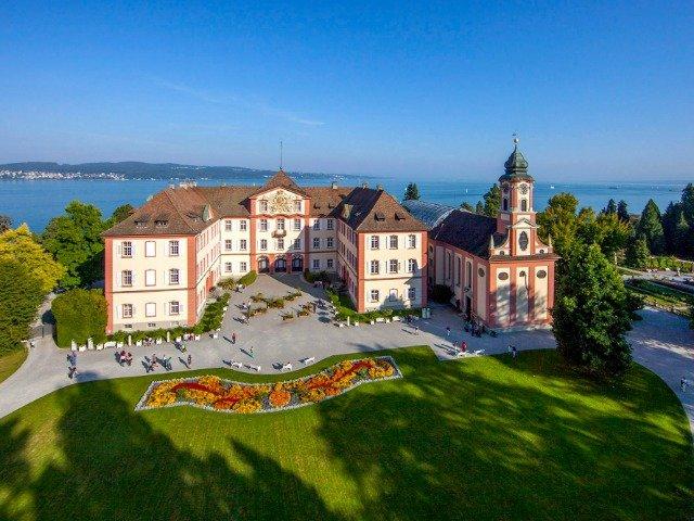 Duitsland - Bloemeneiland Mainau