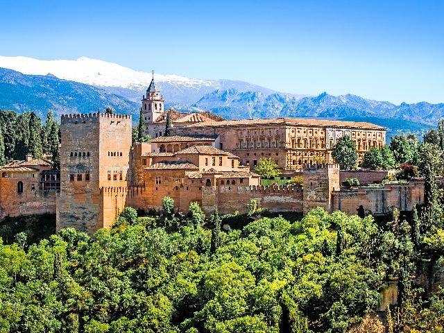 Spanje - Granada - Alhambra