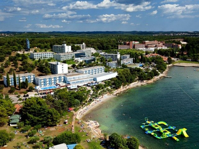 Hotel Plava Laguna Resort***