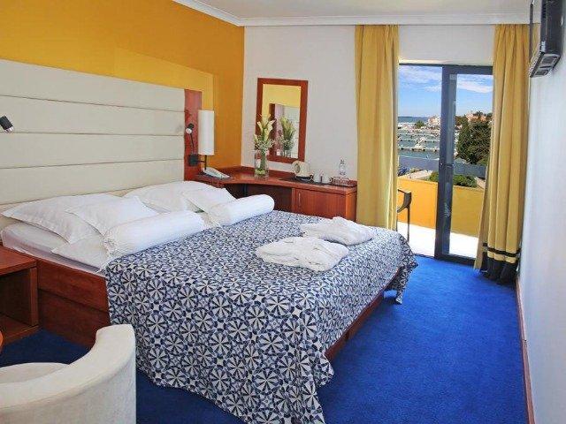 Biograd - Ilirija Resort Biograd *** - voorbeeldkamer